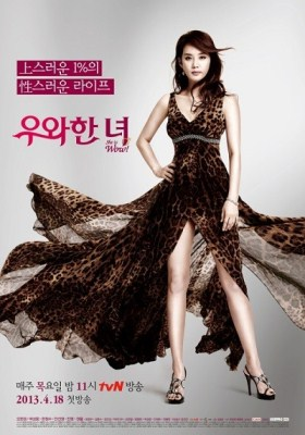 sinopsis drama korea she is wow