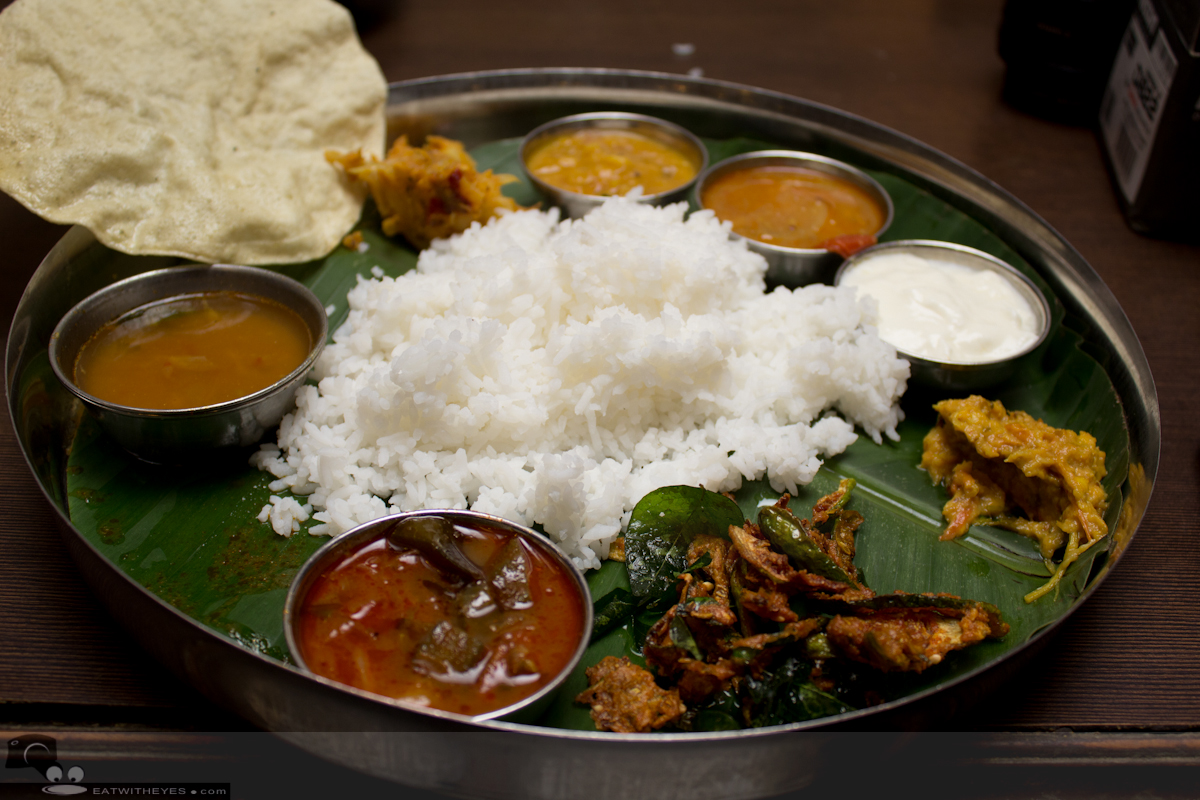 Spice of life andhra club lunch eatwitheyes the for Andhra cuisine vegetarian