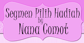 April - May Giveaway By Nabila Medan