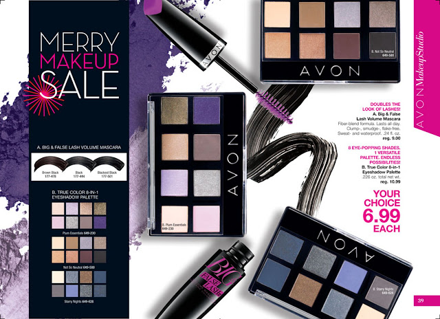 Avon Makeup and Cosmetics - Campaign 25 2015