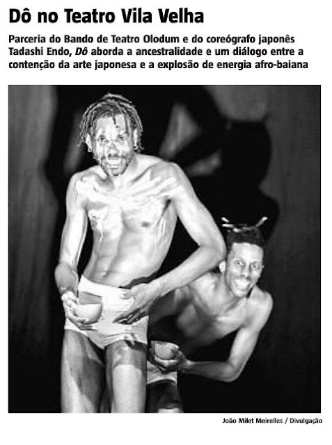 Dô_Bando de Teatro Olodum_Tadashi Endo_Teatro Vila Velha