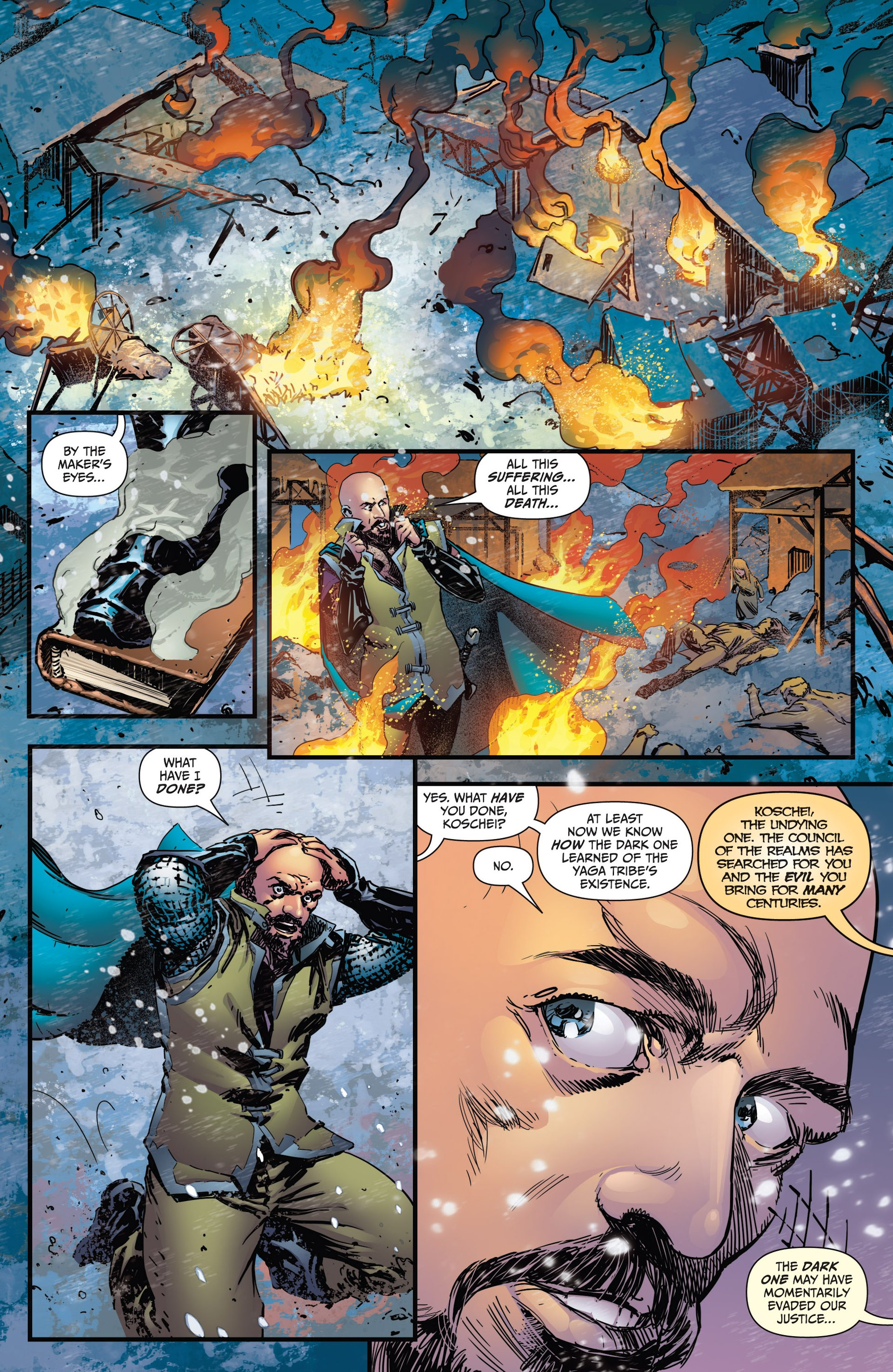 Grimm Fairy Tales (2005) Issue #95 #98 - English 13