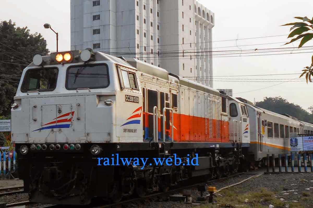 Jadwal KA Bima Jakarta Surabaya Malang 2014
