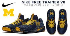 New Michigan Nike's