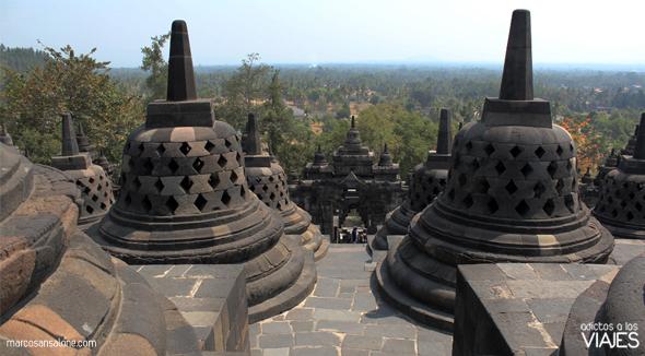 Templo de Borobudur Indonesia
