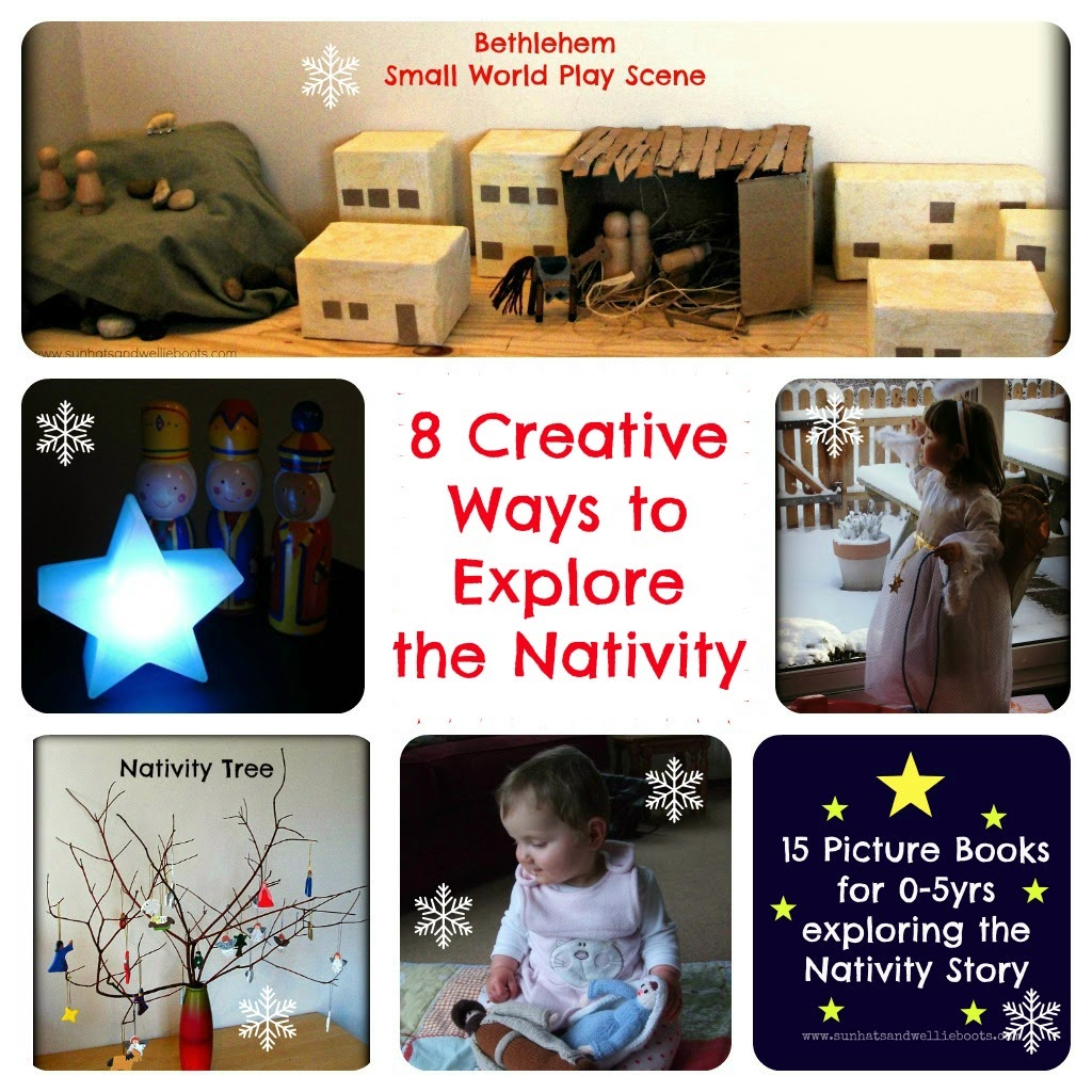http://www.sunhatsandwellieboots.com/2012/12/focus-on-nativity-creative-ways-to.html