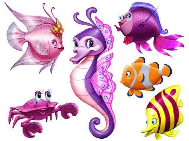 Caricaturas de peces - Imagui