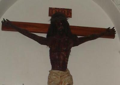 cristo negro de jachal san juan argentina
