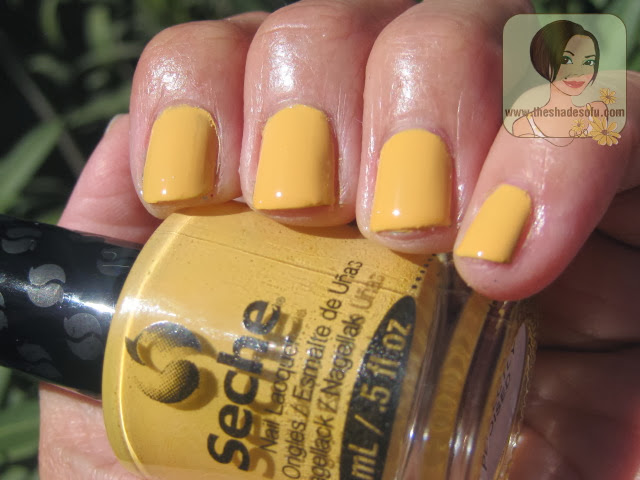 Seche Nail Lacquer in Perfectly Poised
