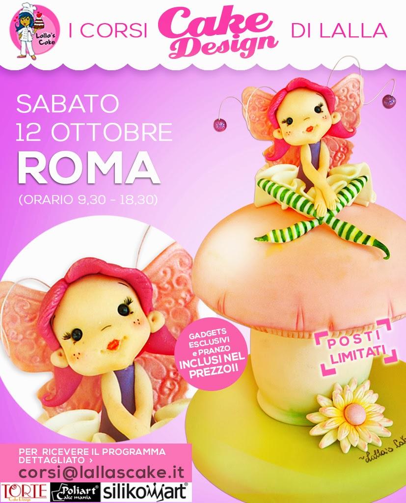 Corsi Per Cake Design Roma : corsi di cake design a ROMA Lalla s Cake: cake design ...