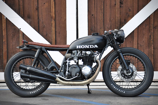 Honda CB550 Custom | Honda CB550 for sale | Honda CB550 cafe | Honda CB550 seat | Honda CB550 Parts | way2speed.com | 1975 Honda CB550 Custom By Seaweed and Gravel