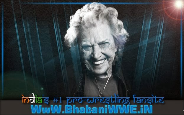"News » Legendary WWE Diva/Hall Of Famer ""Mae Young"" Passes Away at 90"