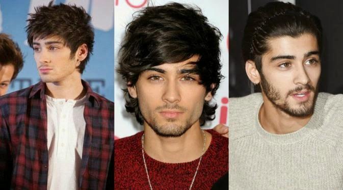 Lima Gaya Rambut Unyu Zayn Malik Eks One Direction