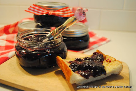 Spicy Blackberry Jam