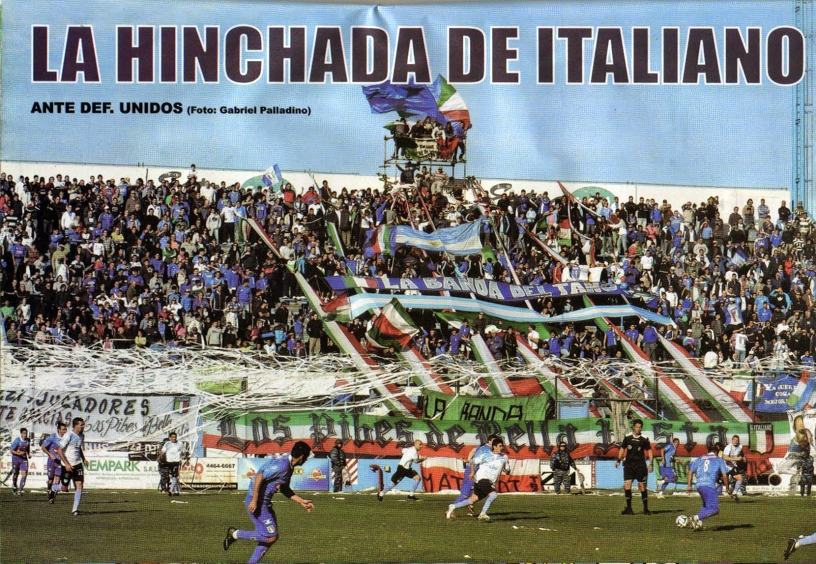 LA HINCHADA