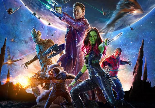 Guardians of the Galaxy: New Trailer, Poster & Images