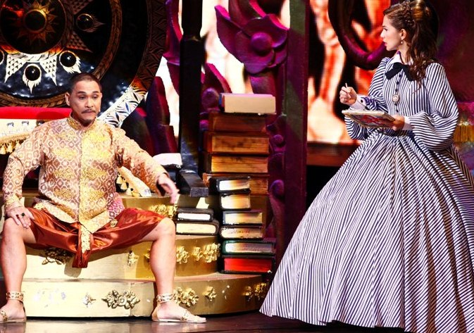 BWW Reviews: THE KING AND I Starring Nonie Buencamino and Menchu Lauchengco-Yulo