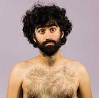 Surgindo de forma volumosa a partir da maturidade sexual, os pelos não possuem praticamente nenhuma utilidade, exceto para as pessoas que trabalham em clínicas de depilação.