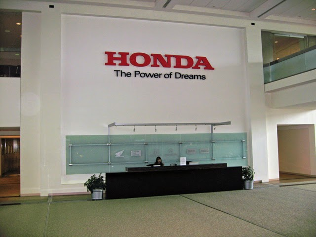Honda Corporate Office