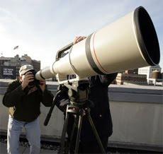 lensa paling besar di dunia