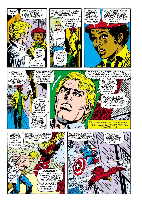 Captain America (1968) Issue #138 #52 - English 8