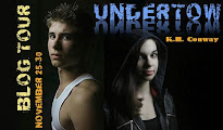 2 Signed print copies of Undertow (US only) 1 ebook of Undertow (INT) ends 12/25