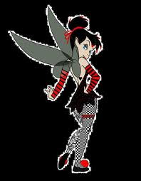 Goth Tinkerbell