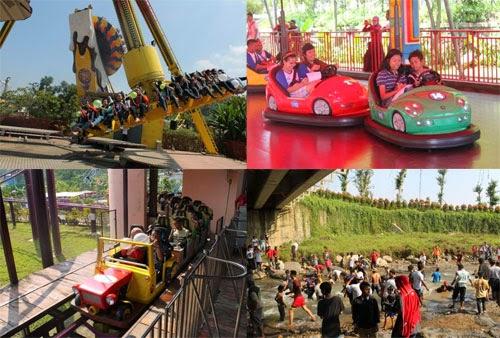 Jungleland Sentul Bogor - Adventure Theme Park