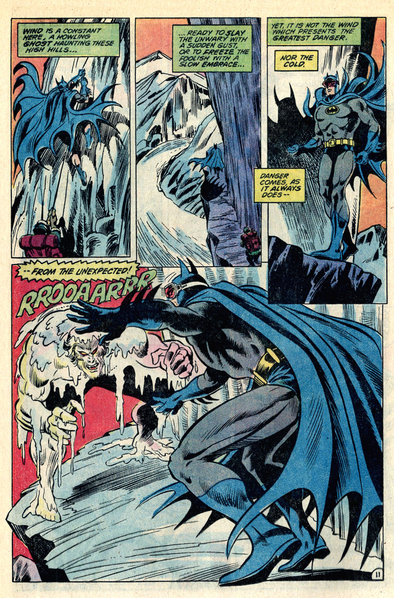 Detective Comics (1937) Issue #522 Page 16