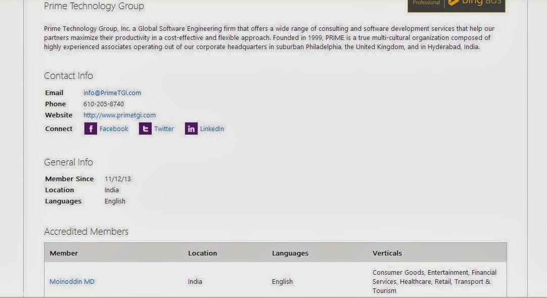 Digital Media Marketing Strategies Microsoft Bing Ads Accredited