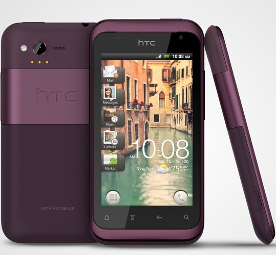 htc rhyme