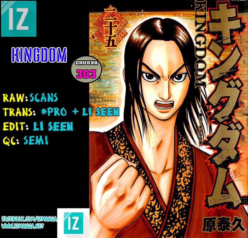 Kingdom – Vương Giả Thiên Hạ (Tổng Hợp) chap 303 page 2 - IZTruyenTranh.com