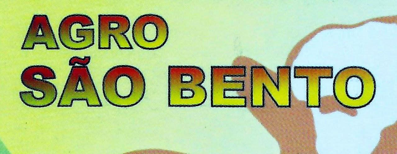 AGRO SÃO BENTO - Av. Dr. Julio Prestes, 372 Centro - Sarapuí - SP tel: (15) 3276-1263