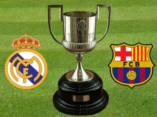 Real Madrid y Barcelona jugarán la final de la Copa del Rey 2014