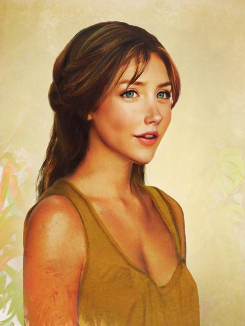 Jane, Tarzan