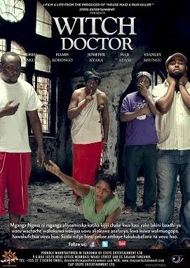 """FILAMU YA  """"WITCH DOCTOR"""" IKO KITAA SASA!!!"""