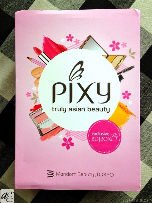 BDJ Box April 2014 - Pixy | Beauty Box