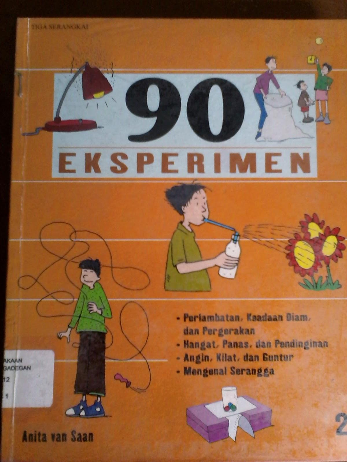 90 Percobaan Sains