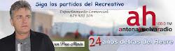 # RETRANSMISIONES DE LOS PARTIDOS DEL RECRE