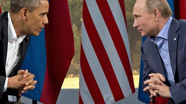 Estados Unidos X Rússia - Atualizações