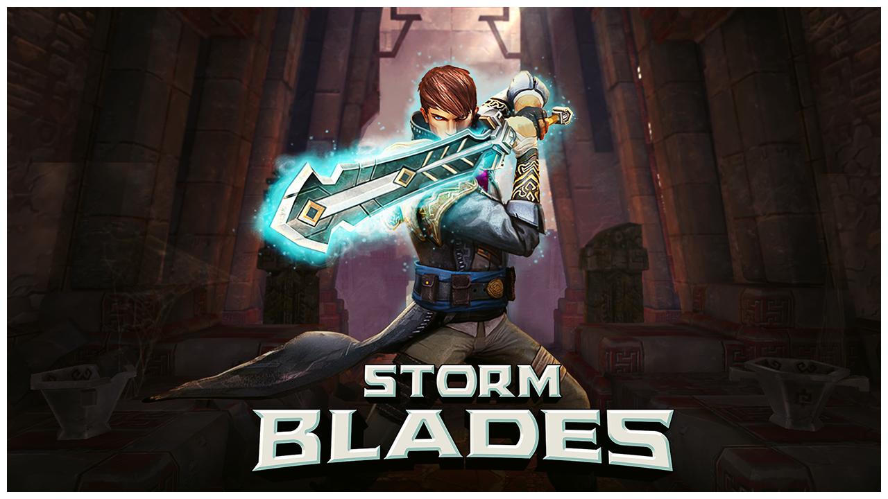 Stormblades MOD APK+DATA (Unlimited Money)