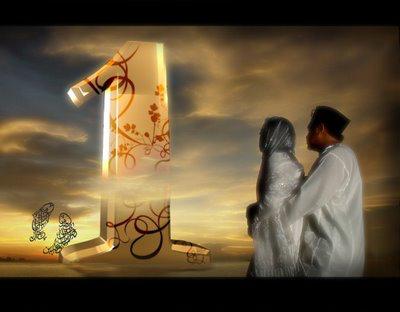 suami isteri sama-sama bantu membantu mendapatkan syurga yang satu Epul Jaguh