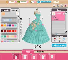 Fashion Designer Game On Facebook Fashion Dress