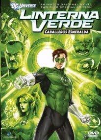 Poster de Linterna Verde: Caballeros Esmeralda