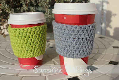 Coffee Cozy by Sunshine Makings