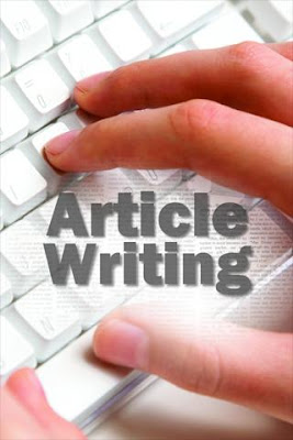 Earn money online through writing articles