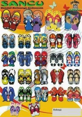 sandal sancu