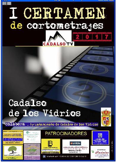 PRIMER CERTAMEN DE CORTOMETRAJES CADALSOTV
