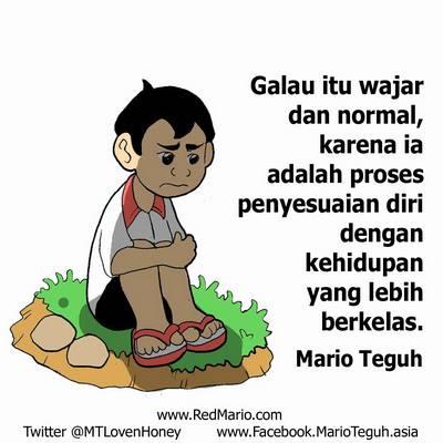 Motivasi Cinta Mario Teguh