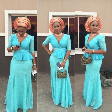 TEAL NIGERIAN WEDDING IDEAS {TEAL COLOUR FOR WEDDING}
